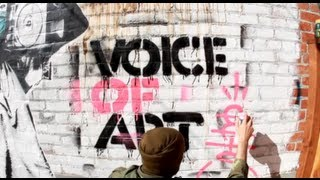 Voice of Art - GATS (Graffiti Against The System), Pt. 3