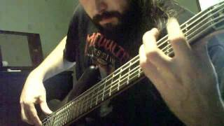 White Zombie - Cosmic Monster Inc. - Bass Cover