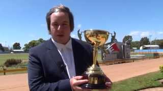 TAB Melbourne Cup Special: A Lap of the Track with James