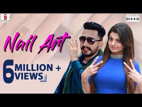 Nail Art | Full Video Song | Deep Dhillon & Jasmine Jassi | New Punjabi Song 2018