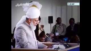 Hazrat Khalifatul Masih V - The Messenger of Peace