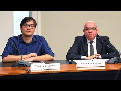 Lançamento Pesquisa TIC Domicílios 2017