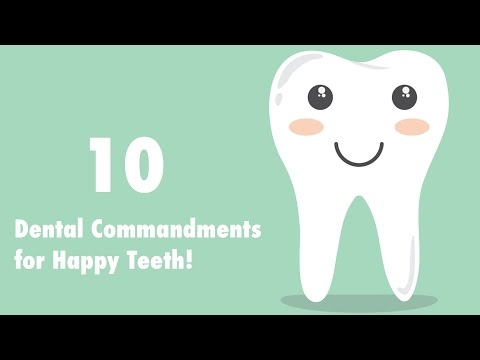Top 10 Dental Health & Oral Hygiene Tips for a Healthy Mouth
