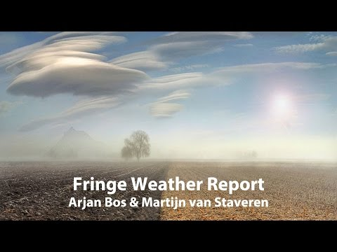 Fringe Weather Report 2   Earth Matters TV   M006