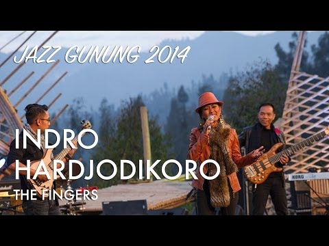 Indro Hardjodikoro The Fingers Live at Jazz Gunung 2014