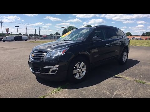 2014 Chevrolet Traverse Sayre, Towanda, Owego, Elmira, Tunkhannock, PA FCP1978A