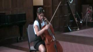 Concerto in E Minor, 1st Movement, Edward Elgar, Strings International Music Festival Camp 2010
