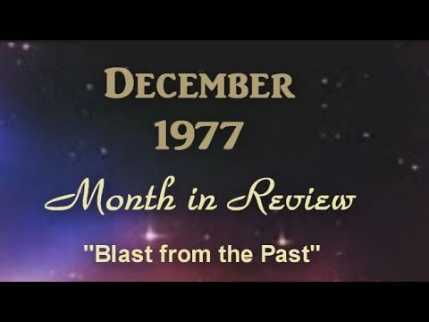 1977 December in review