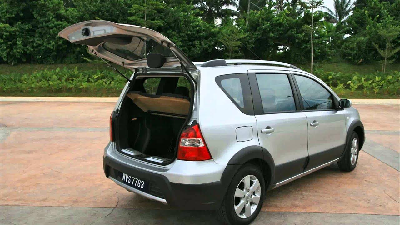 All New Nissan Grand Livina Xgear 2015 Model