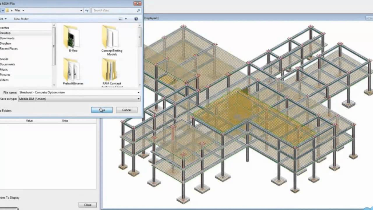 The structural design process using aecosim building for Structural design of a house