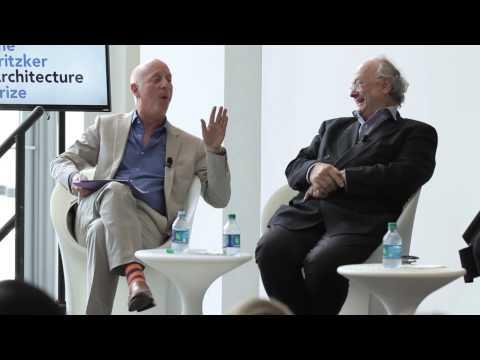 Pritzker Architecture Prize Laureates Discussion Panel - de la Cruz Collection