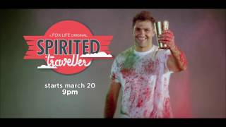 Spirited Traveller - Holi Promo