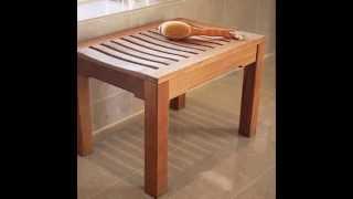 Shower Bench Seat By Pbstudiopro.com
