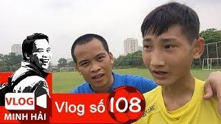 Vlog Minh Hải | Món quà đổi đời cho cầu thủ mồ côi