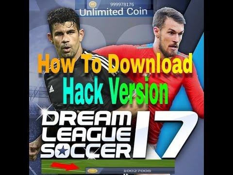 dream league soccer 2016 hack version download