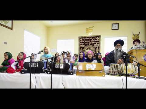 Assembly, San Jose Gurdwara  Part2 (Panj Porian)