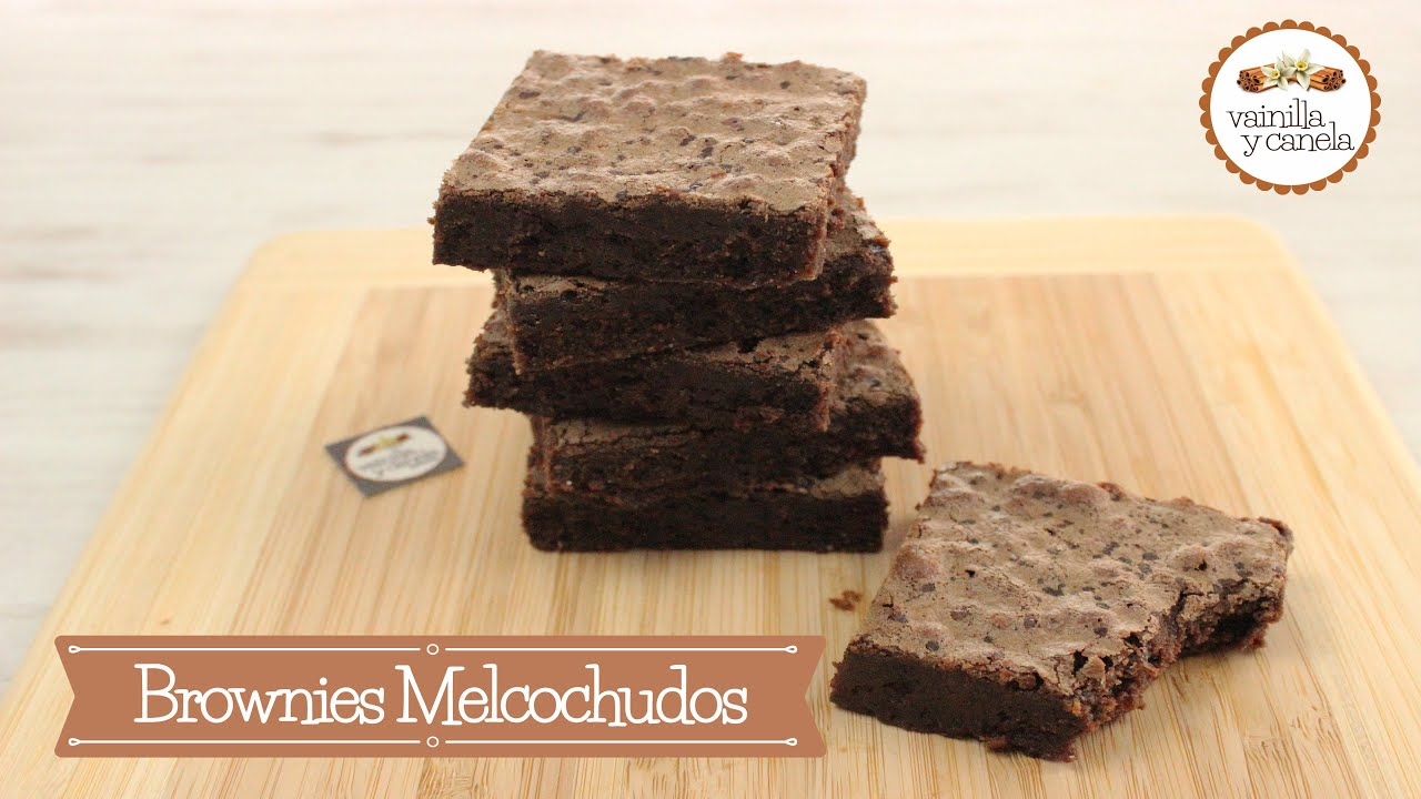 Brownies Melcochudos