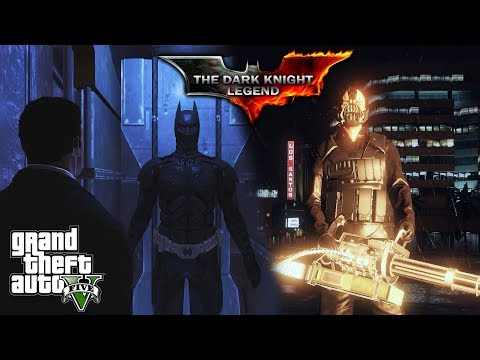 GTA 5: The Dark Knight Legend Part 2 (GTA V Machinima)