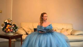 Story Time with Cinderella and some special shoutouts! x x x