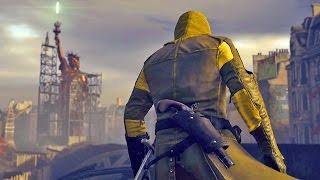 Assassin's Creed Unity #03: Estátua da Liberdade na França?! Xbox One HD gameplay