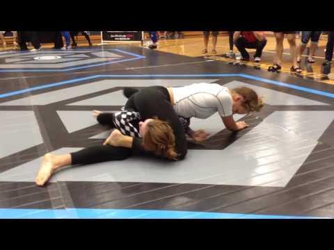 Grappling Women Nogi Fargo Submission challenge 2016