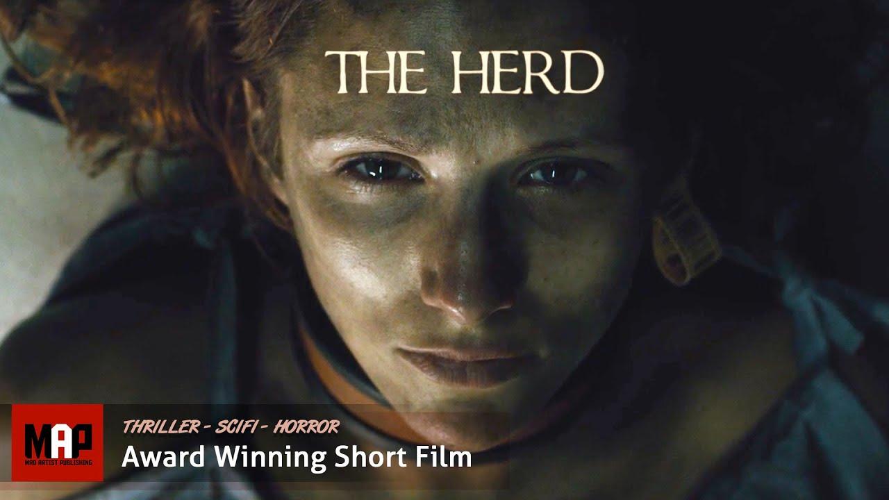 Download [ Award Winning ] Horror Short Film ** THE HERD ** Graphic Dairy Movie by Melanie Light & Team
