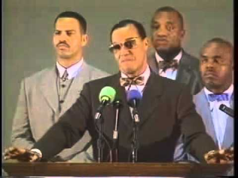 THE DUMBING DOWN OF THE AMERICAN PEOPLE - Farrakhan