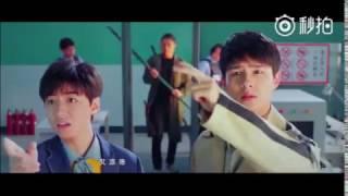 Vương Tuấn Khải- Trailer Cao Năng Thiếu Niên Đoàn CUT
