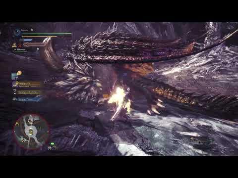 Nergi Failed Speedrun With LS Monster Hunter: World