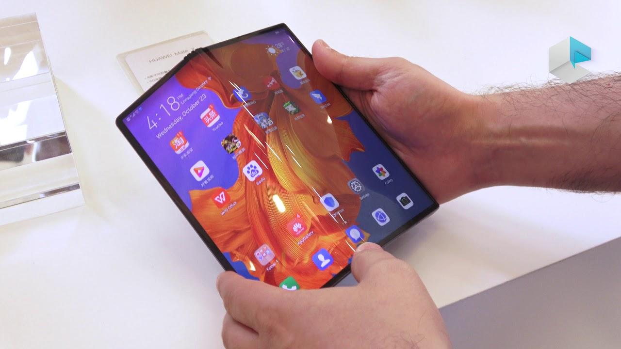 Huawei Mate X Versione Finale E Annuncio Mate Xs Con Kirin 990 Ita Youtube