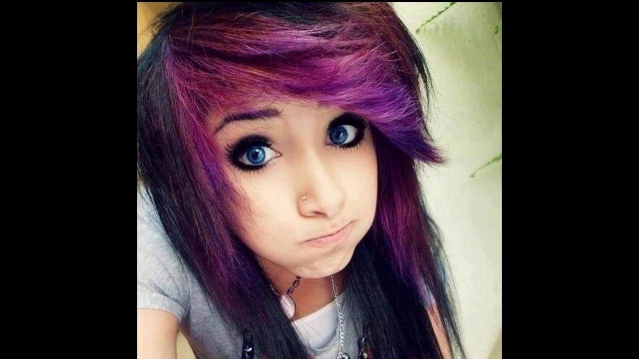 Tendencias De Moda Corte De Pelo Emo Youtube