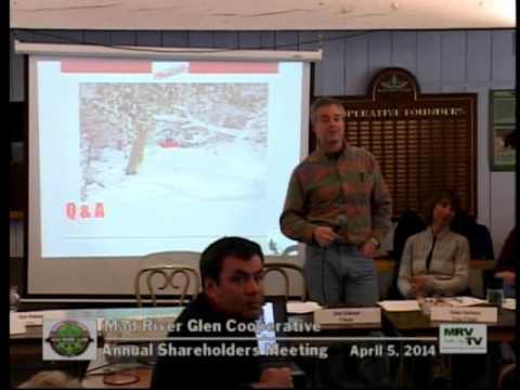 2014 Mad River Glen Shareholder Meeting 4.5.2014