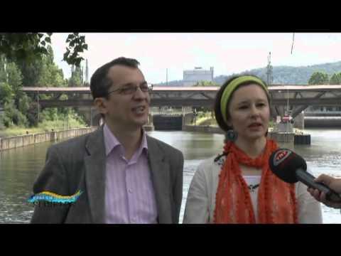 Stuttgart / Neckar Nehri - İçinden Nehir Geçen Şehirler - TRT Avaz