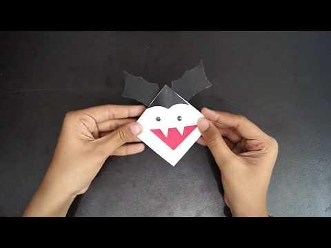 DIY Bookmark || Easy Bookmark Craft || How To Make Paper Bookmark || Craft For Kids || DIY