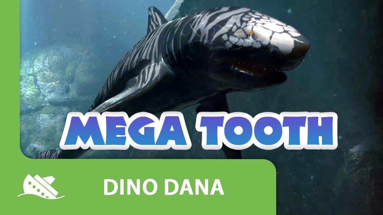 Dino Dana : Mega Tooth - Episode Promo - YouTube