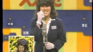 山田邦子さんのバスガイドネタ、好きでしたね。