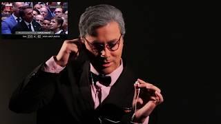 """CLÔ NÃO VIU"" - REACT CUSPARADA JEAN WYLLYS"