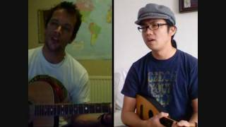 Forever Young (Bob Dylan Cover) - Ukulele and Guitar Collaboration
