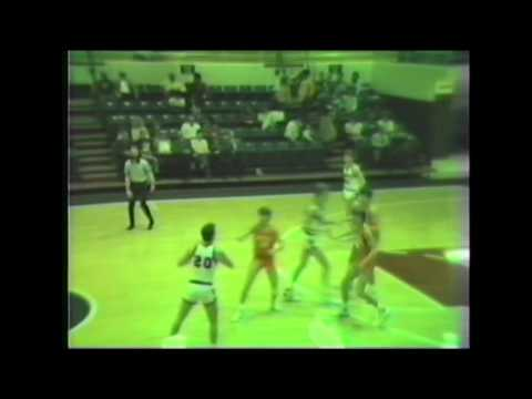 Edmonson County High School - JV Wildcat Basketball vs. Grayson County (1/22/88)