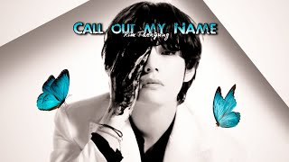 Download lagu BTS V - Call out my NAME [FMV]