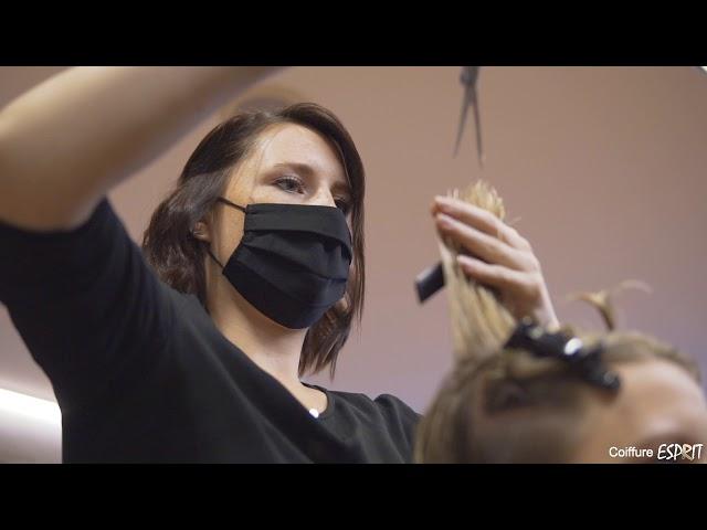 💇🏼♀️  💅🏼  Coiffeur Esprit Thun | Imagevideo 💅🏼  💇🏼♀️
