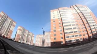 видео: Рязань - Жилой микрорайон