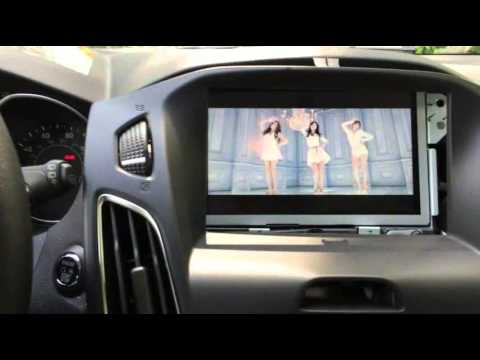 2015 Ford Focus navigation interface add navigation on