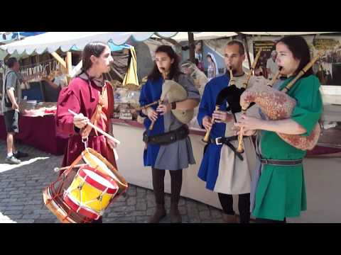 Caminha Medieval Fair/ Feira - 15 to 24 July/Julho 2011 - Northern Portugal