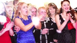 Самый прикольный танец жениха и невесты | видео Сергей Савинский