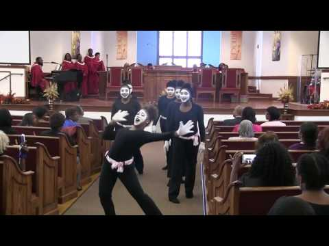 He Wants It All - CGBC Silent Expressions Mime Ministry
