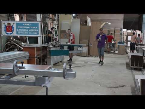 Санкт-Петербургская фабрика мебели. Шкафы-купе и офисная мебель.