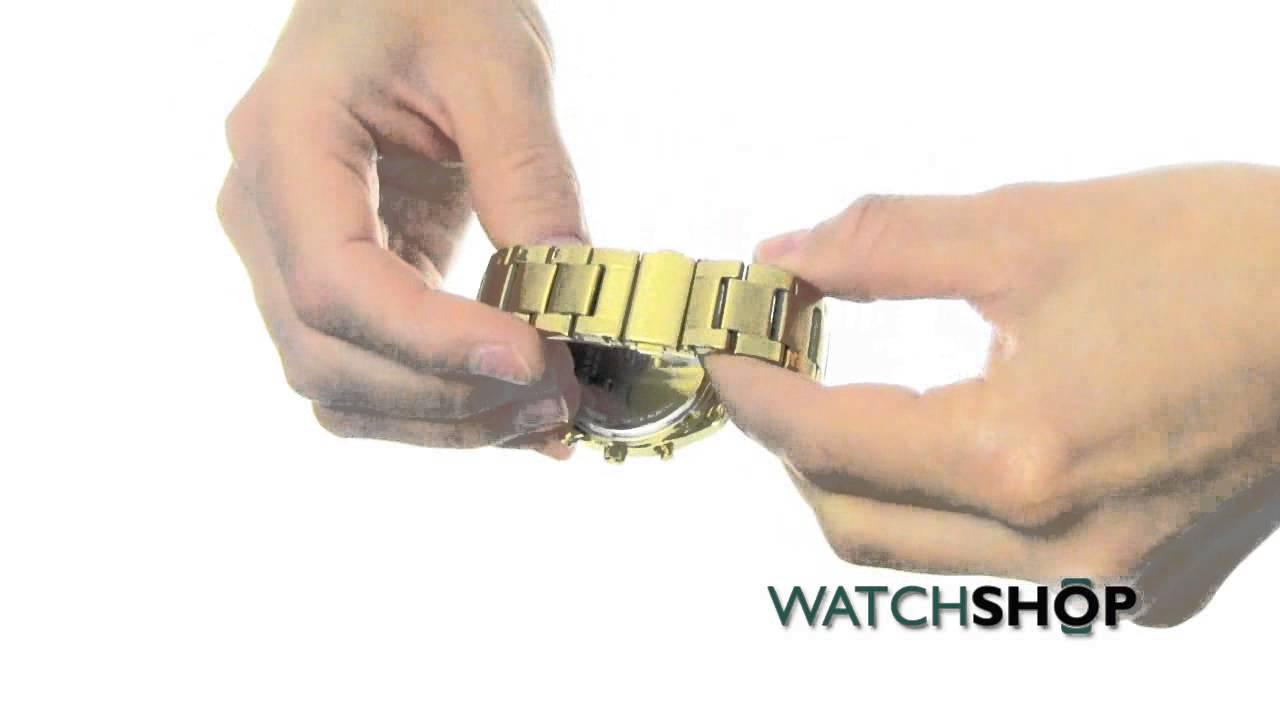 36b79b577 Caravelle New York Ladies' Melissa Chronograph Watch (44L118) - YouTube