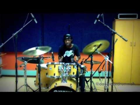 Xigubu - Dj Ganyani ft FB (Drum Cover)