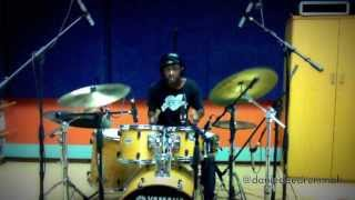 Xigubu Dj Ganyani ft FB Drum Cover.mp3